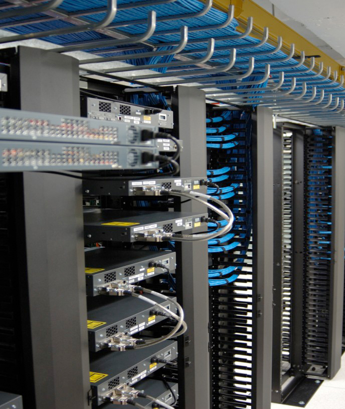 IT and GIS, Information Technology Services and Geospatial